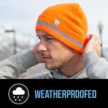 weatherproofed