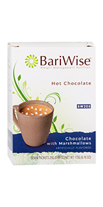 BariWise Protein Hot Chocolate