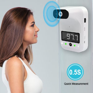 thermometer forehead gun Infrared