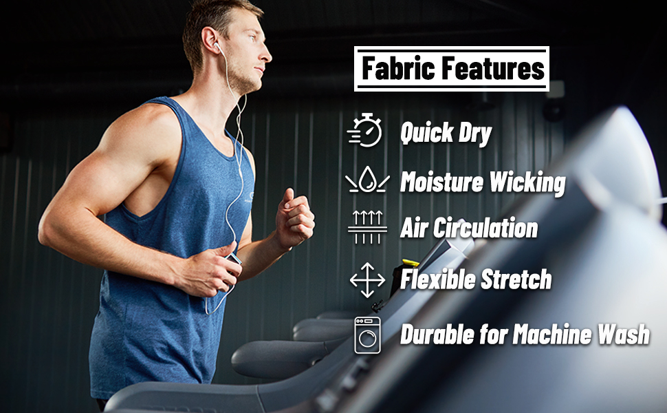 mens gym tank tops fitness tank tops exercise tank tops sports singlets