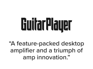 GuitarPlayer A feature-packed desktop amplifier and a triumph of amp innovation
