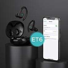 Auriculares Bluetooth5.0