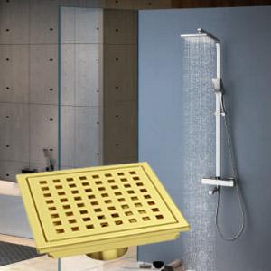 shower floor drain