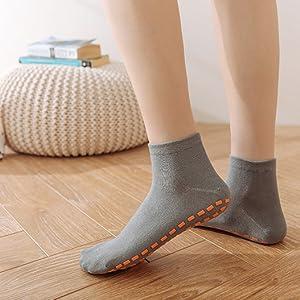 cozy non skid socks