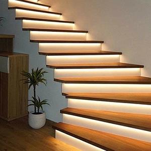 Use as stair lighting