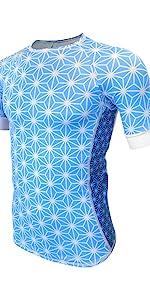 Blue Sparkle Skin Cooler