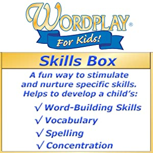 Wordplay For Kids Board Game Educational Game for Kids Image 2
