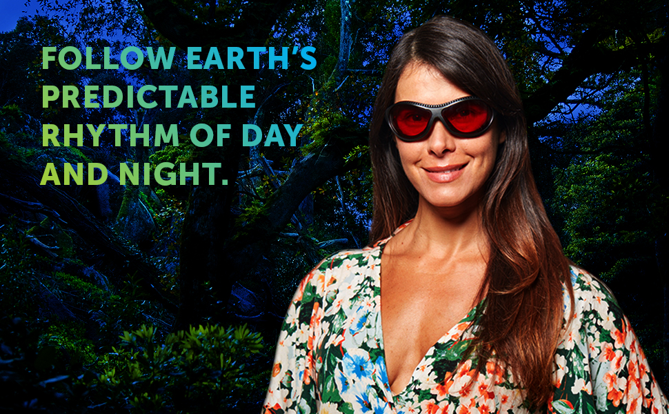 circadian rhythm sleep better aid sleephacking insomnia blue light blocking glasses