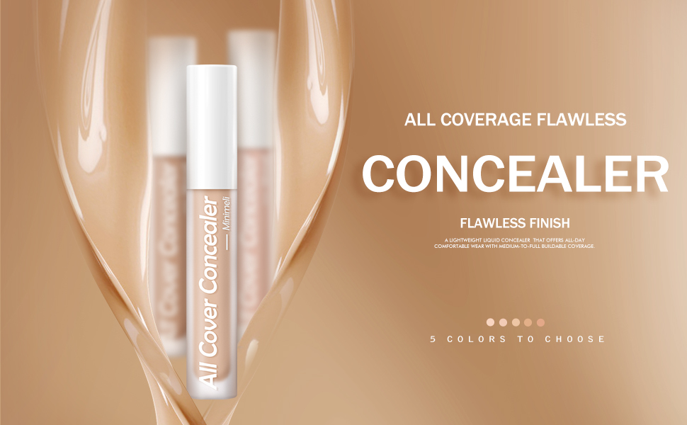 All over cover concealer