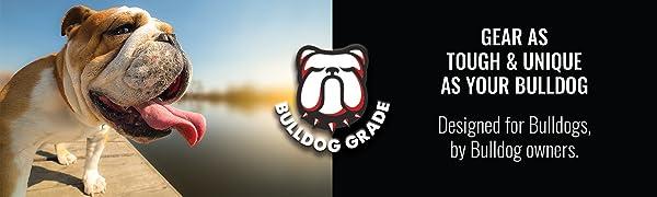 bulldog grade, bulldog harness, english bulldog, french bulldog