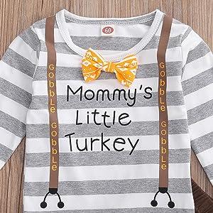 baby boy turkey clothes