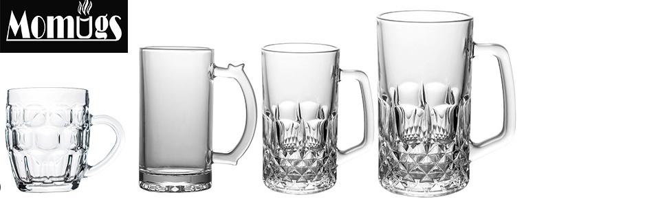 Momugs beer mugs