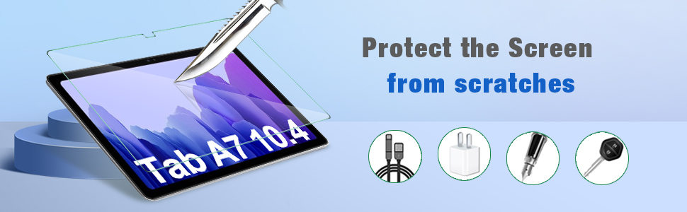 screen protector for Samsung Galaxy Tab A7 10.4 2020