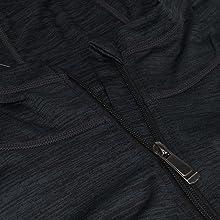 Full zipper hoodies