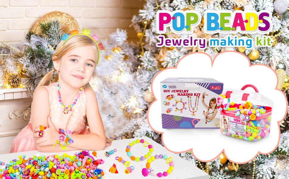 POP BEADS FOR KIDS