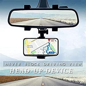 Car Rear-View Mirror Mount Stand