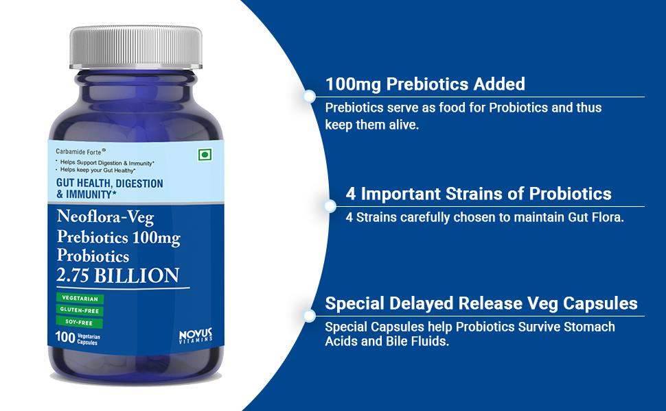 Probiotics supplement for women