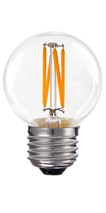 40w led bulbs G16 String lights bulb G50 4W mirror led ight bulbs