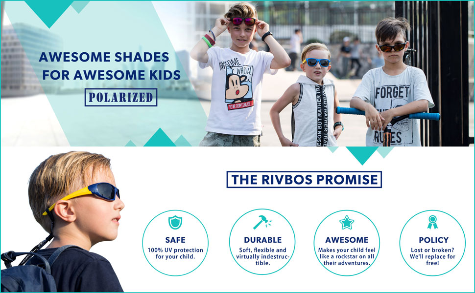 RIVBOS Kids Sunglasses Service