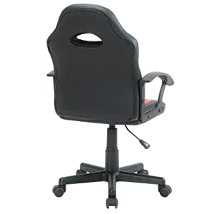 Amazon.com: BTEXPERT 5100 with with Lumbar Support Wheels ...