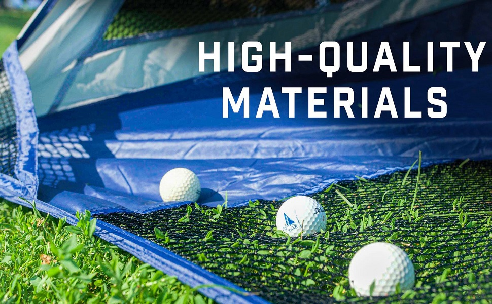 Solid Hiiting Nets for Golf Sports