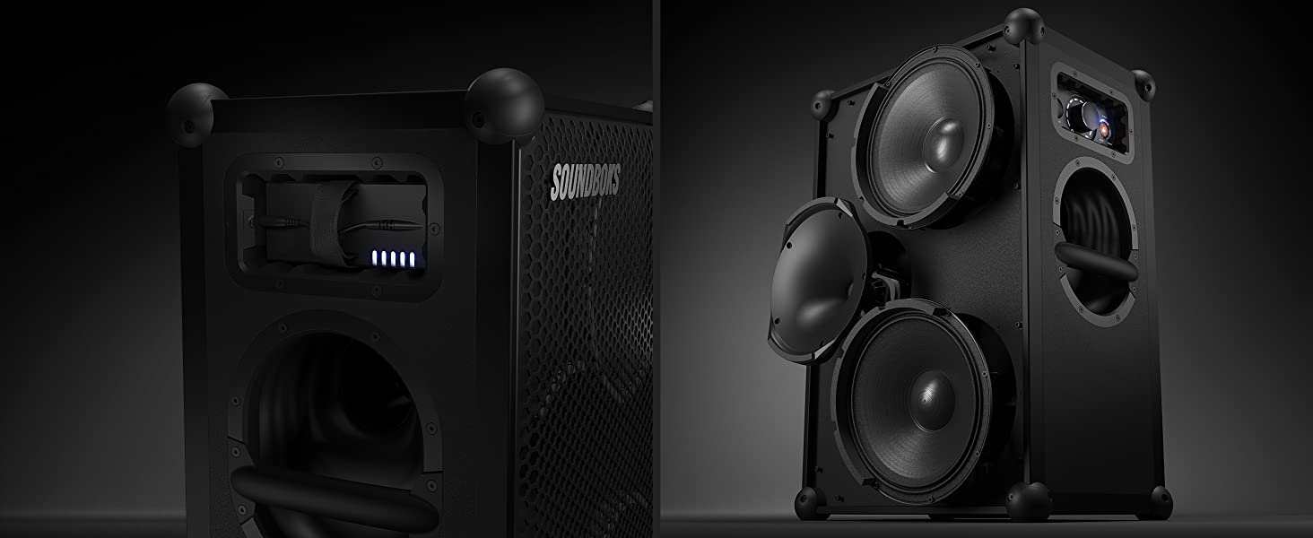 soundboks, soundboks bluetooth speaker, new soundboks, soundboks 3, loud bluetooth speaker