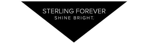 Sterling Forever, Sterling Forever Logo, shine bright, Jewelry, Sterling Silver