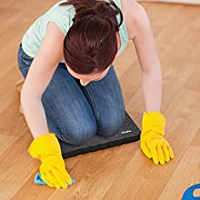 comfortable kneeling pad for cleaning works
