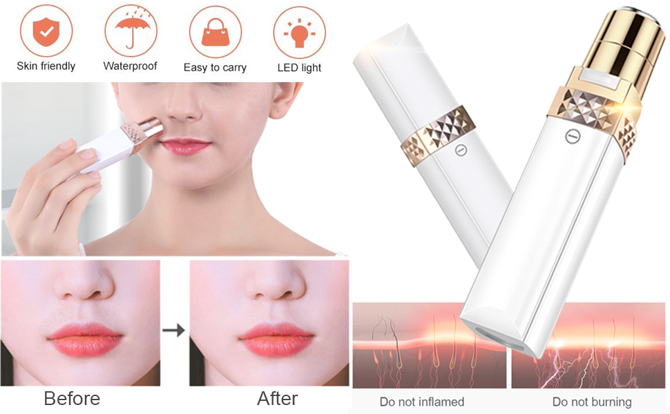 nose hair trimmer for women