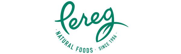 Pereg gourmet food pantry staple vegan non gmo kosher certified gluten free natural ingredients