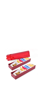 Assorted Mini Dark Chocolate Gift Box (Pack of 16)