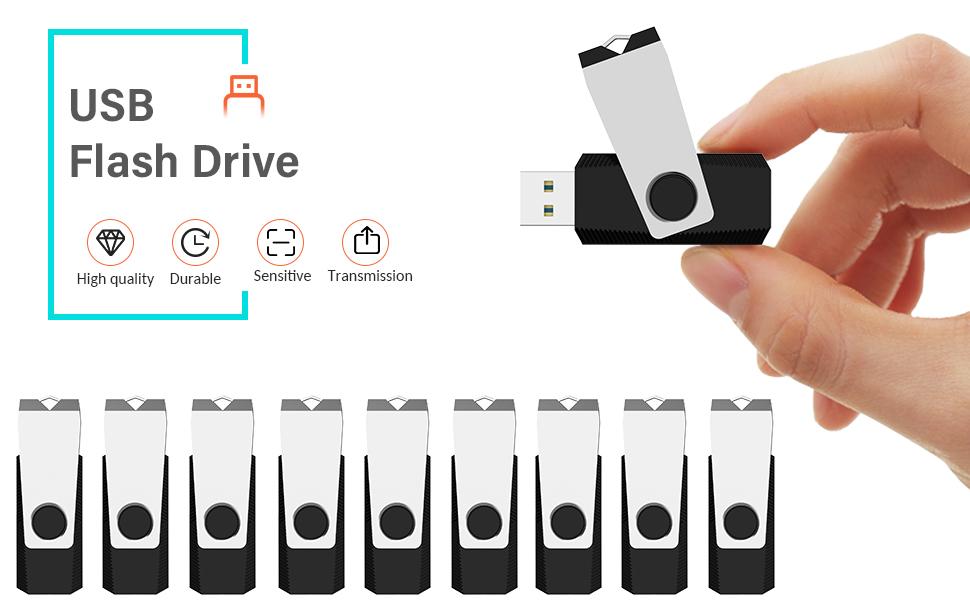 16gb flash drive 20 pack