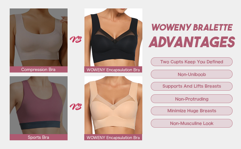 everyday comfort bra