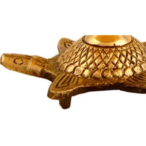 Turtle Design Kuber Diya