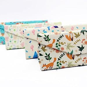 glasses case designs folding magnetic leather case