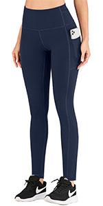 yoga pants with 4 pockets