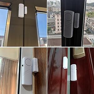 Door Window Alarm
