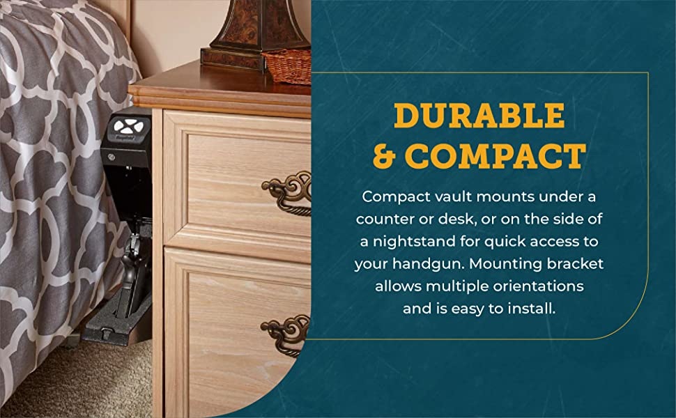 Durable and compact