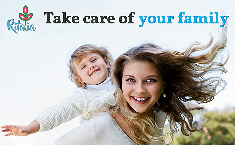 Ritalia take car of your family