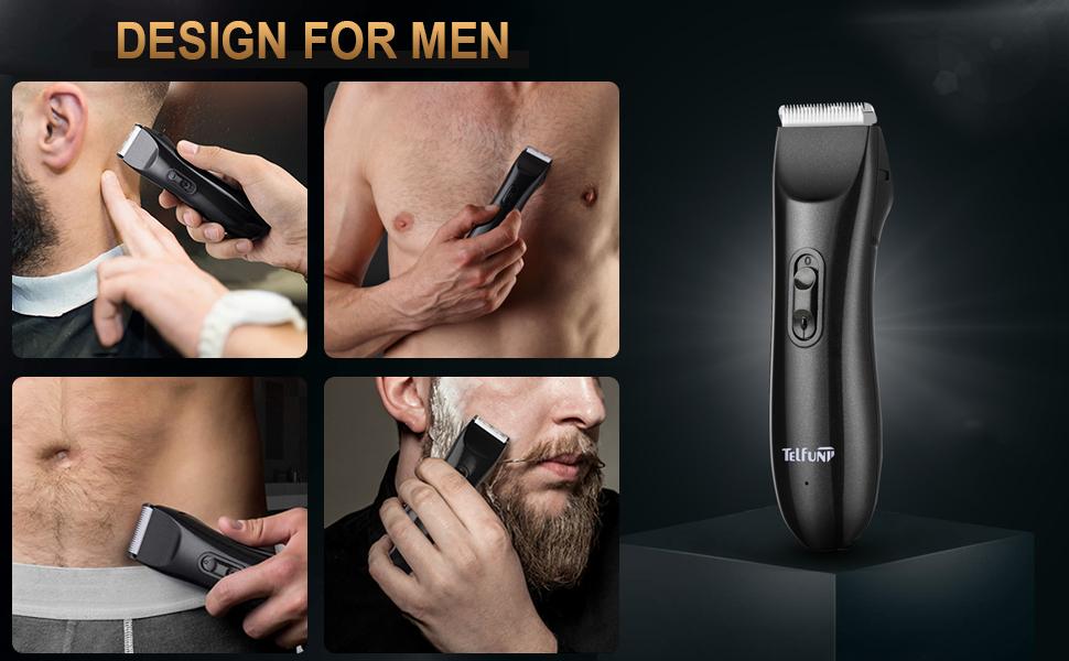 body trimmer for men