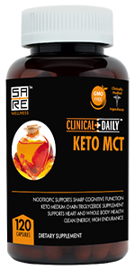 CLINICAL DAILY KETO MCT
