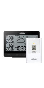 YC9352 Wireless Weather Station