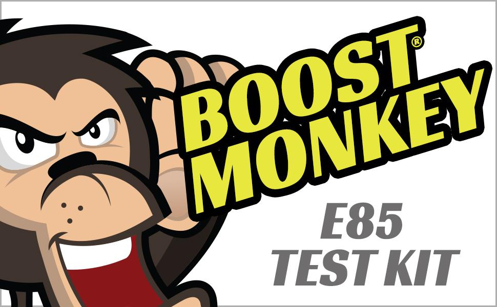 Boost Monkey E-85 Fuel Test Kit Ethanol Percentage Sample Test