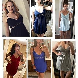 Women Nightgown Dress