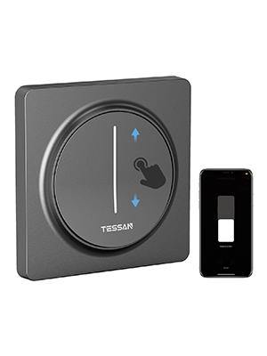 Compatibel met Alexa/Google Home Smart Dimmer Schakelaar Wifi Smart Dimmer WLAN Lichtschakelaar