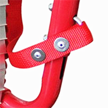 The ladder rope is strong and durable.High strength screws, large bearing capacity.
