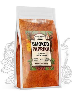 UNP Smoked paprika
