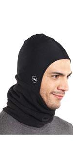 fleece neck with helmet liner
