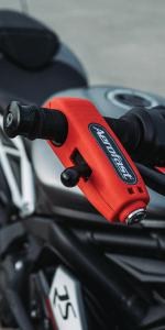 aerofast motorcycle handlebar lock