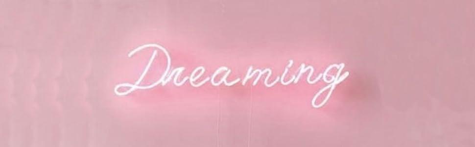 dreaming banner
